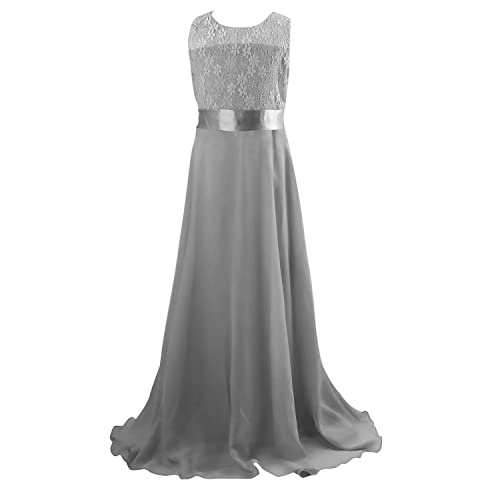 Grey Juniors Bridesmaid Dress: Amazon.com