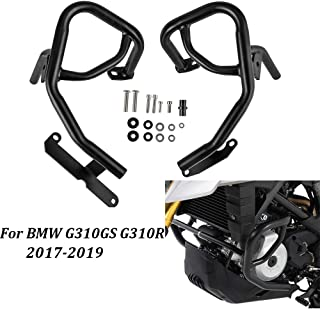 Motorcycle Lower Crash Bar Engine Guard Bumper Frame Falling Protection for 2017 2018 2019 BMW G310GS G310R G310 GS R Accessories