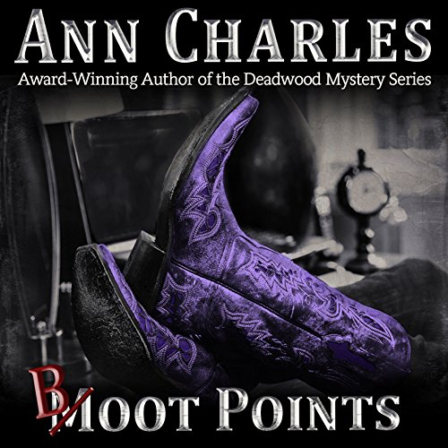 Boot Points audiobook cover art