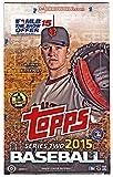 Topps 2015 Series 2 Baseball Hobby Box MLB -