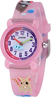 Watches for Girls Boys Adorable Cute Wrist Watch Girl...