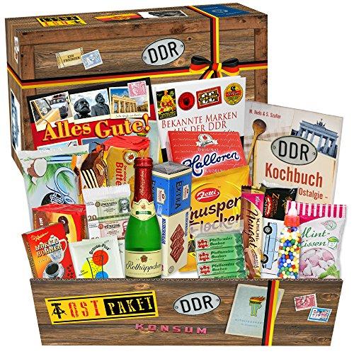 Ostpakete Süssigkeiten Box / Geschenkideen für Freundin Geburtstag