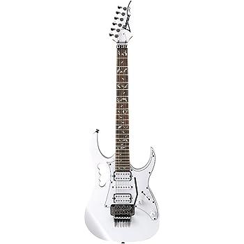 Ibanez - Jemjr white guitarra eléctrica: Amazon.es: Instrumentos ...
