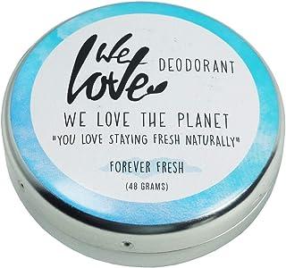 We Love The Planet Naturalny krem dezodoryzujący – Forever Fresh, 48 g
