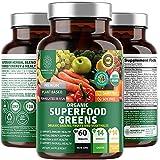 Number One Nutrition Premium Organic Superfood Greens, Fruits&Veggies...