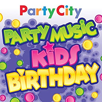 Party City Kids Birthday Party Music