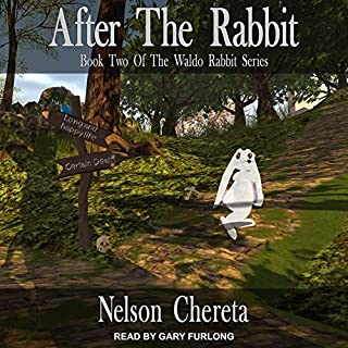After the Rabbit audiobook cover art