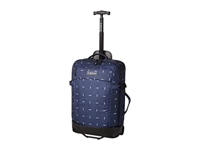 Burton Multipath Carry-On Travel Bag (Dress Blue Basket Ikat) Luggage