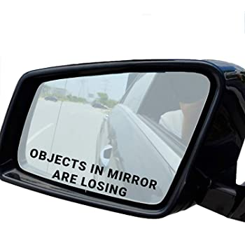 Objects in Mirror are Losing Decal Sticker Pack (1)