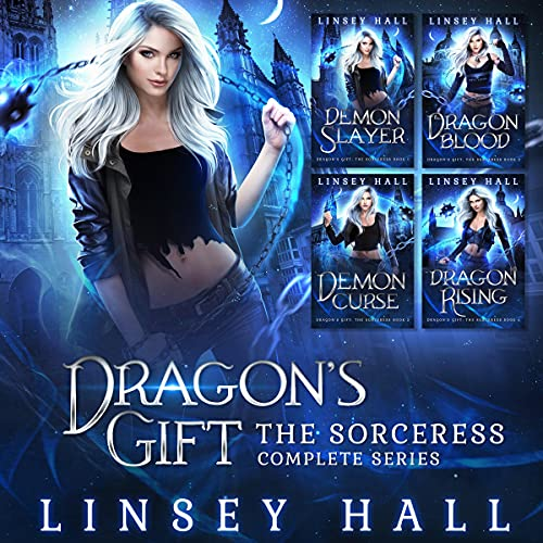 Dragon's Gift Audiobook By Linsey Hall cover art