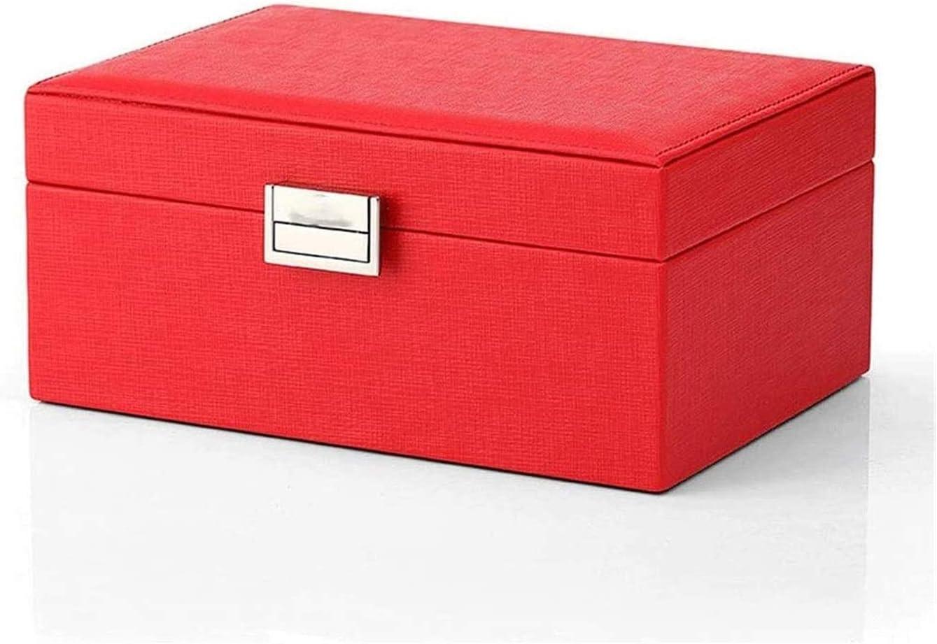 LHGH overseas Jewelry Box Christmas Two Gift Layers Las Vegas Mall Birthday