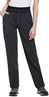 BALEAF Women's Cargo Hiking Pants Lightweight Capris Water Resistant UPF 50+ Shorts