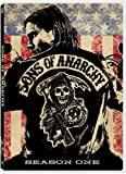 Sons of Anarchy - Season 1 (DVD, 2009, 4-Disc Set) Brand New - Factory Sealed
