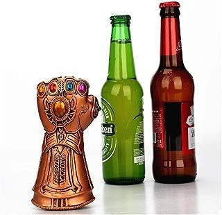 Litetao On Sale New Beer Bottle Opener, Infinity War Infinity Gauntlet Glove Beer Wine Bottle Cap Opener Iron Man Bottle Opener for Bar,Party, BBQ, Camping and Marvel Fans
