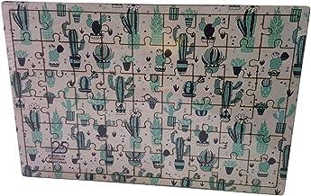 3 MUSEOS Rompecabezas Cactus