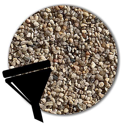 Filtersand Filterkies Körnung: (2,0 - 3,15 mm)
