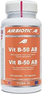 Airbiotic Vitamin B-50 Complex 30Cap. 50 g