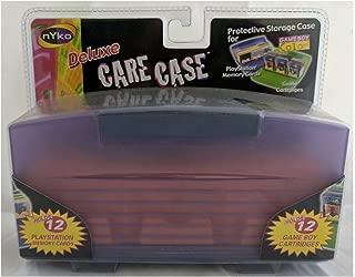 Nyko Deluxe Original Gameboy (Original, Pocket, Color) Game Cartridge Care Case (12 Games) - Pink/Magenta