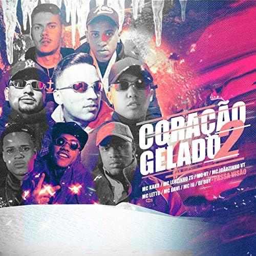 DJ Boy, MC Joãozinho VT, MC V7, MC Letto, MC Leozinho ZS, Mc IG, Mc Davi & Mc Kako