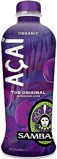 Sambazon Organic The Original Superfood Juice, 32 Fluid Ounce -- 6 per case.