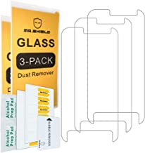 [3-Pack]-Mr.Shield for Samsung Galaxy Xcover FieldPro [Tempered Glass] [Japan Glass with 9H Hardness] Screen Protector wit...