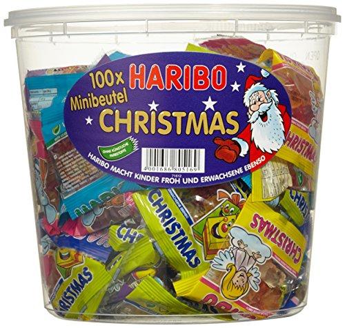 Haribo Christmas (Minis), 2er Pack (2 x 1 kg)