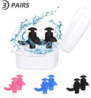 custom fit swimming ear plugs