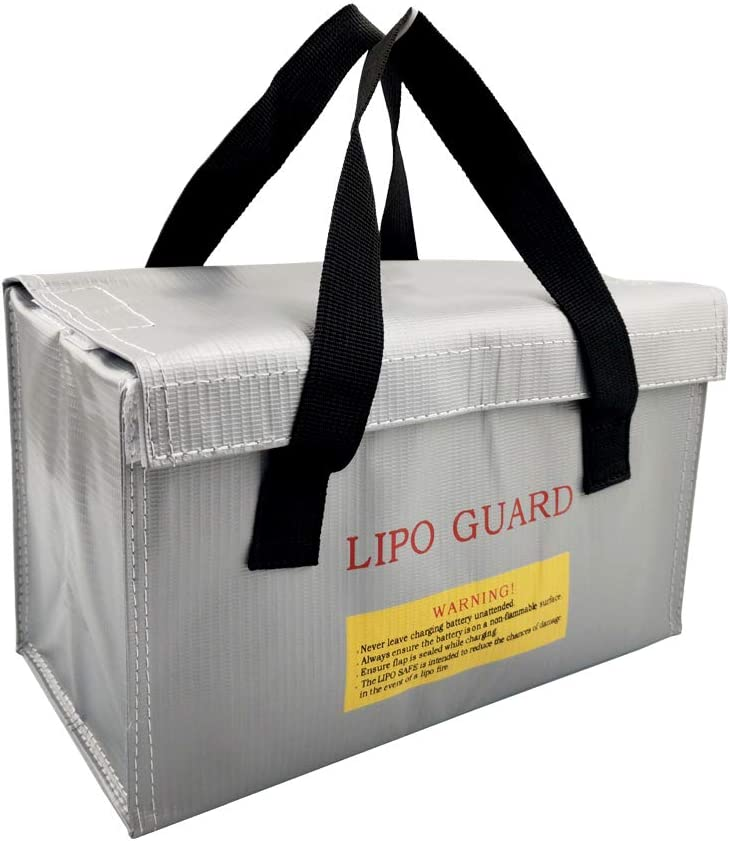 DHD 260x130x150mm Fireproof Explosionproof Bag Safe Accessories Max 77% OFF ! Super beauty product restock quality top!