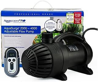 Aquascape 45009 AquaSurge Adjustable Flow Pond Pump 2000-4000