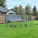 Zoom IMG-1 pawhut recinto gabbia per animali