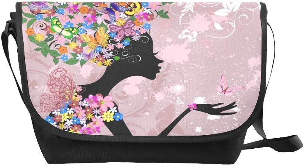 InterestPrint Girly Max 52% OFF Fashion Mens Womens Bag Crossbody Messenger excellence