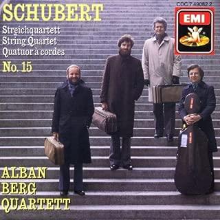 Schubert: String Quartet 15, D. 887 Op.161