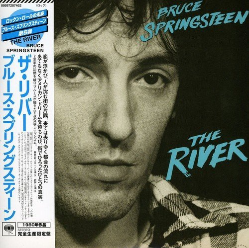 The River (Japanese Edition Vinyl Replica Sleeve) by Bruce Springsteen (2008-05-15)