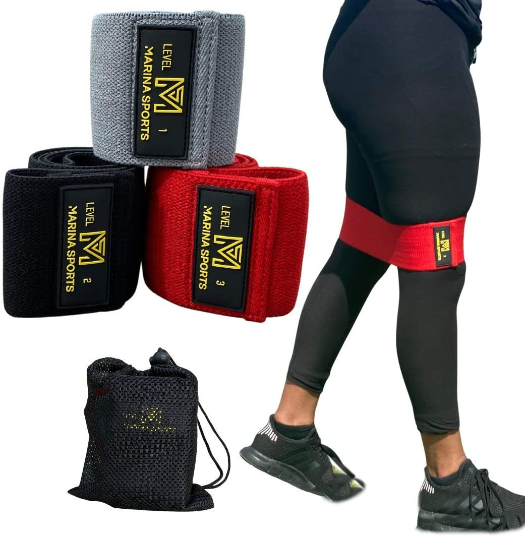 Marina Sports Resistance Bands for New York Mall and Anti- Credence Training. Legs Butt