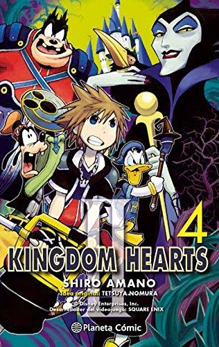 Kingdom Hearts II nº 04/10 (Manga Shonen)