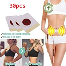 CSDA Belly Slimming Patch Fat Burning Patch Fast Eliminate Waist Abdominal Fat Body Slim Weight Loss Navel Stickers Estimated Price : £ 9,90