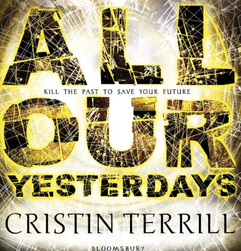 All Our Yesterdays audiobook cover art