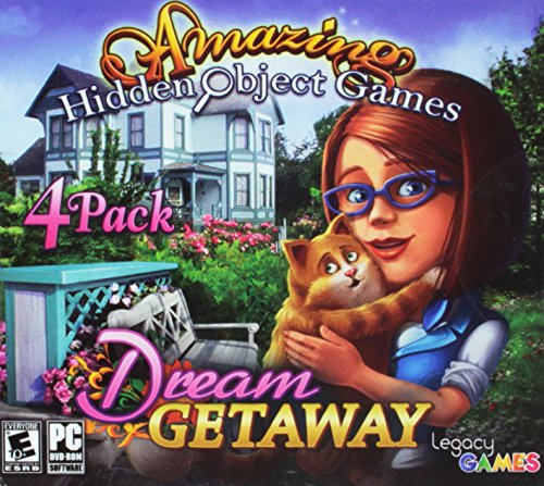 Price comparison product image Avanquest Amazing Hidden Object Games Dream Getaway