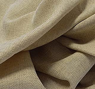 A2Z Recognition Products Equinox Faux Burlap Round Tablecloth (90