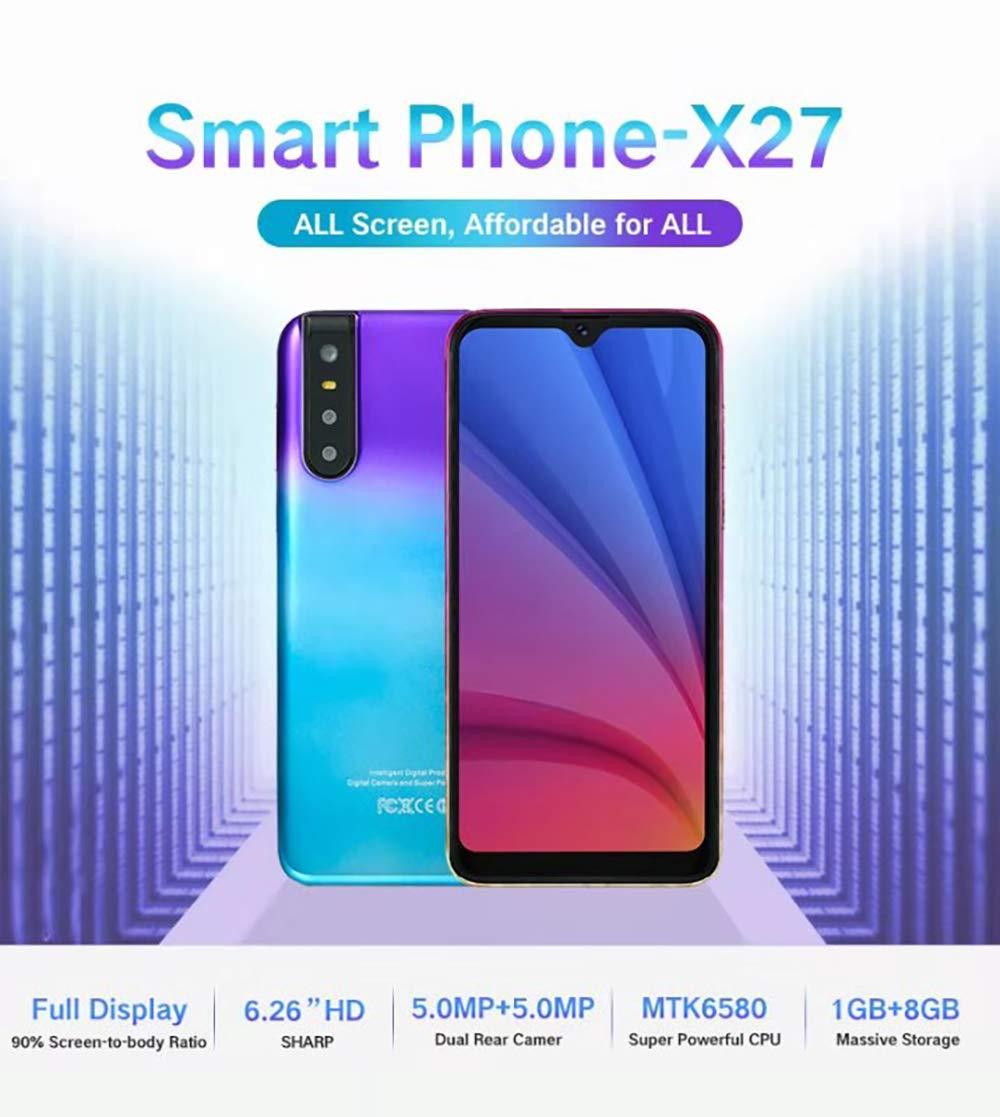 GEOTEL X27 Smartphone, 6.26