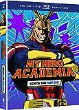 My Hero Academia: Season Two Part One [Blu-ray]