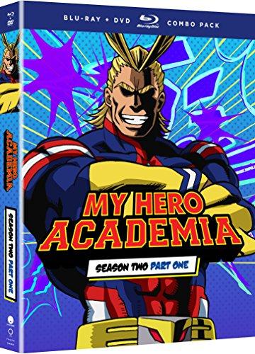 My Hero Academia: Season Two, Part One (Blu-ray/DVD Combo)