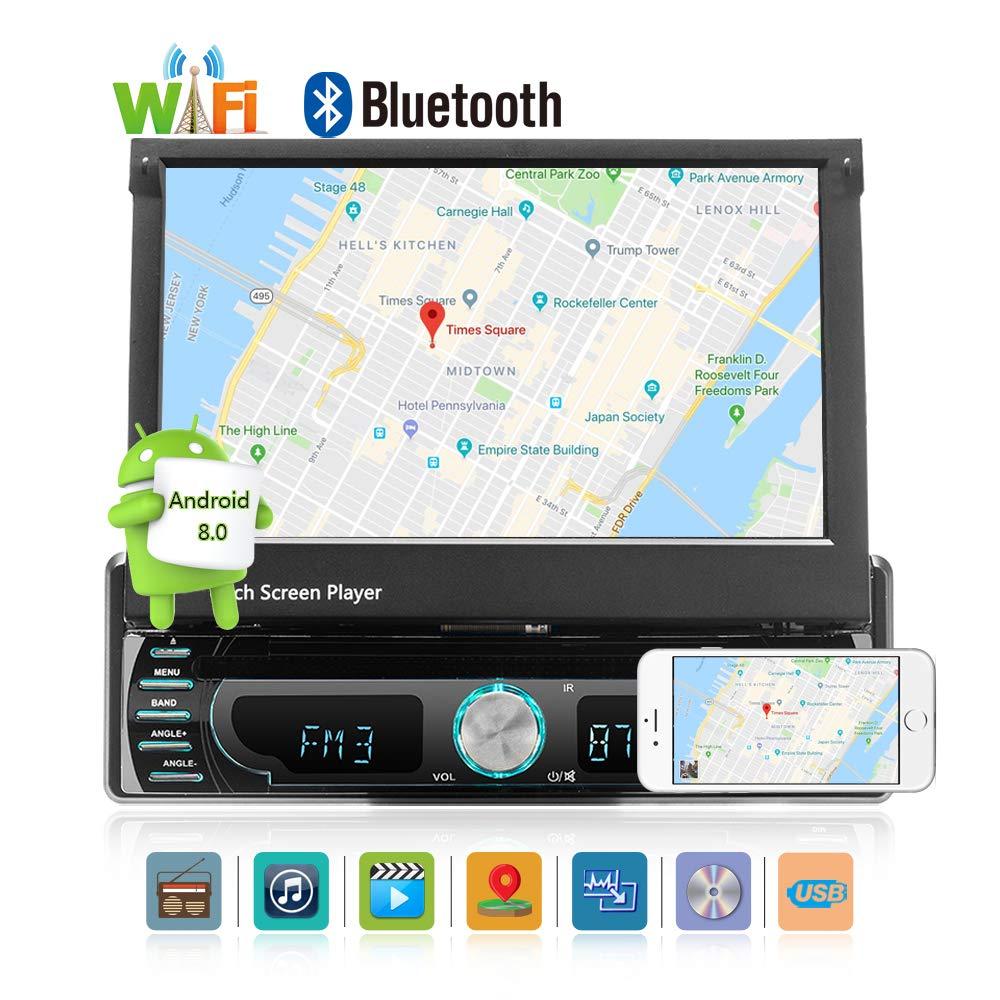 UNITOPSCI Android 8 0 Stereo Dash