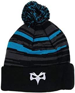CCC Ospreys 2018/19 Rugby Acrylic Bobble hat [Anthracite]