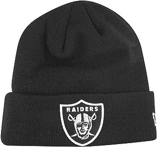 New Era Berretto NFL Essential Cuff Raiders