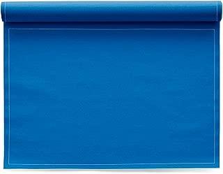 MY DRAP Cocktail Napkin, Washable And Reusable Cloth Napkins (12 Placemats, Royal Blue)