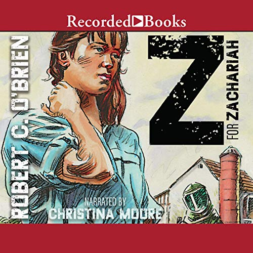 Z for Zachariah audiobook cover art