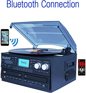Best all in one turntable cd burner Reviews