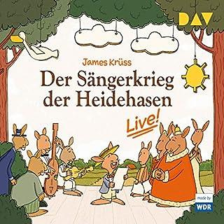 Der Sängerkrieg der Heidehasen - Live! Titelbild