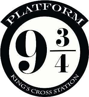 harry potter platform sign